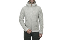 66° North Kaldi Men's Raw Jacket soft grey